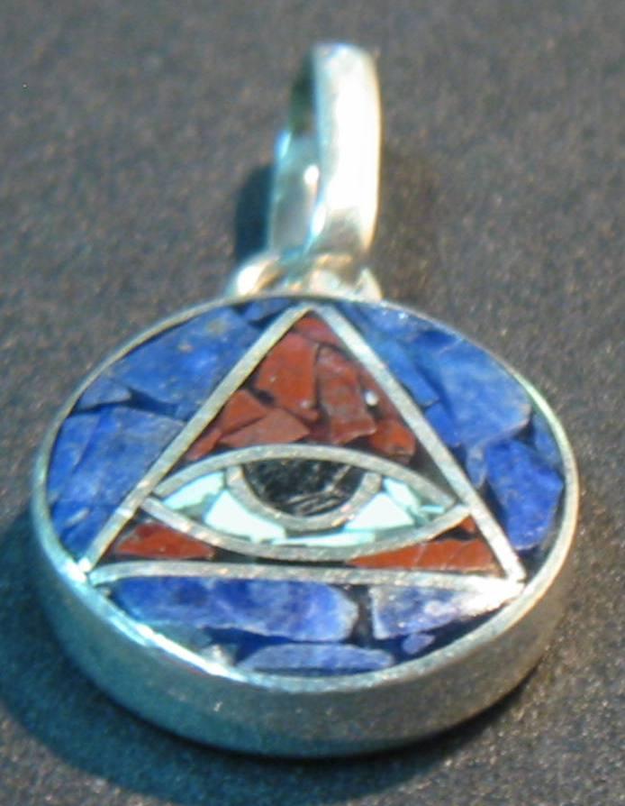 lapislazuli, ojo mistico